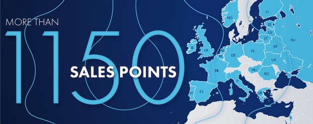 1150 Sakes points