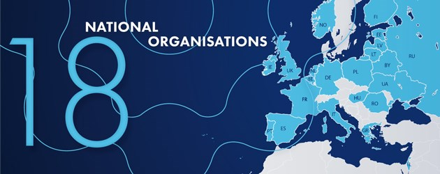18 National organizxations